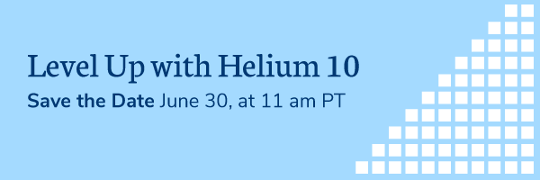 [INSIDE] The biggest Product Launch in Helium 10 History