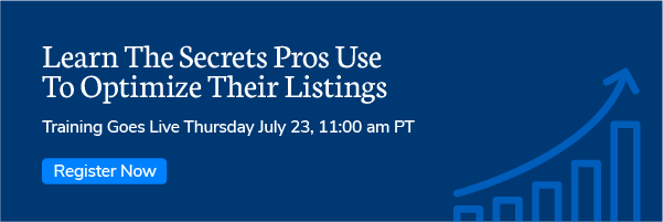 Uncover EXPERT strategies for optimizing your listing