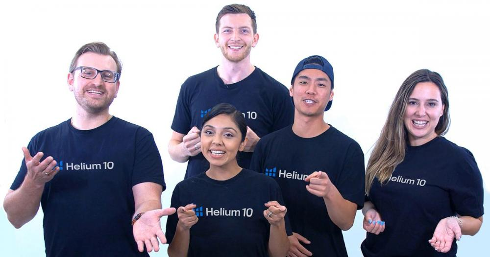 WSU 41: Which Global Company Scales with Helium 10?